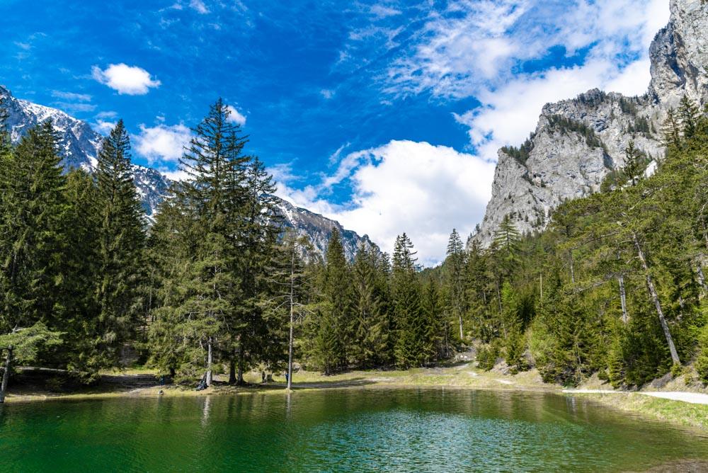 Grüne See in der Steiermark