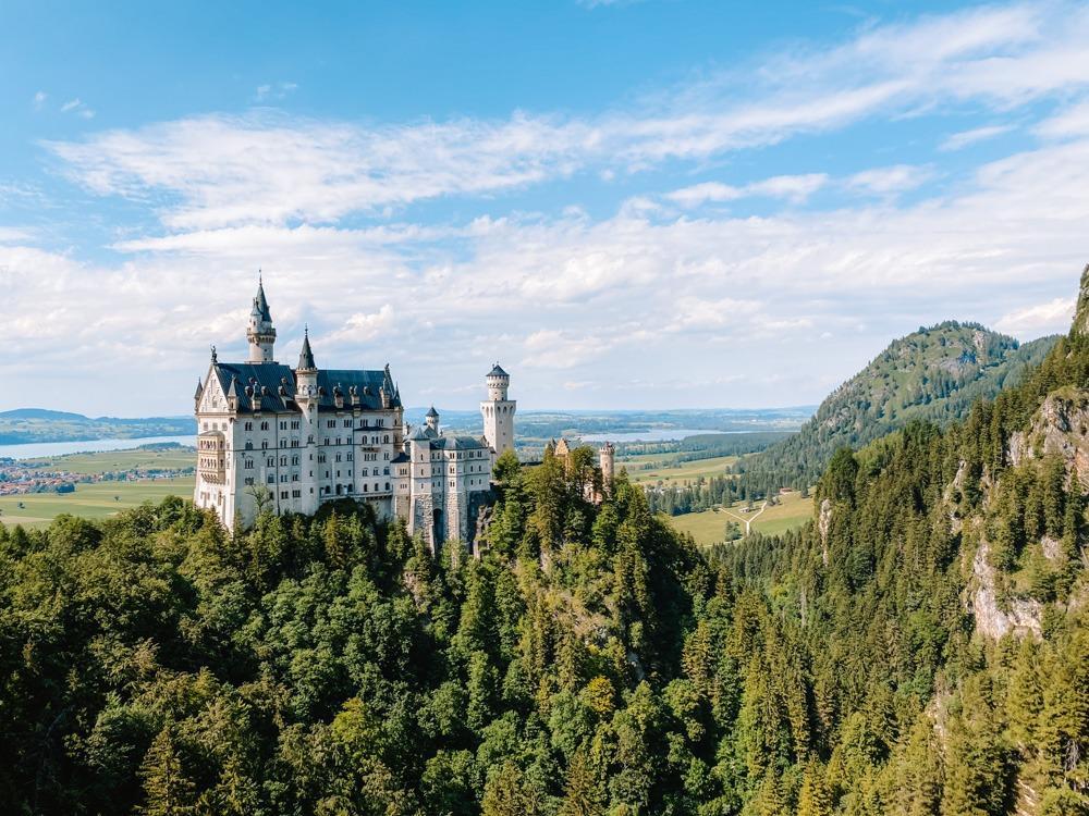 Tipps für Schloss Neuschwanstein