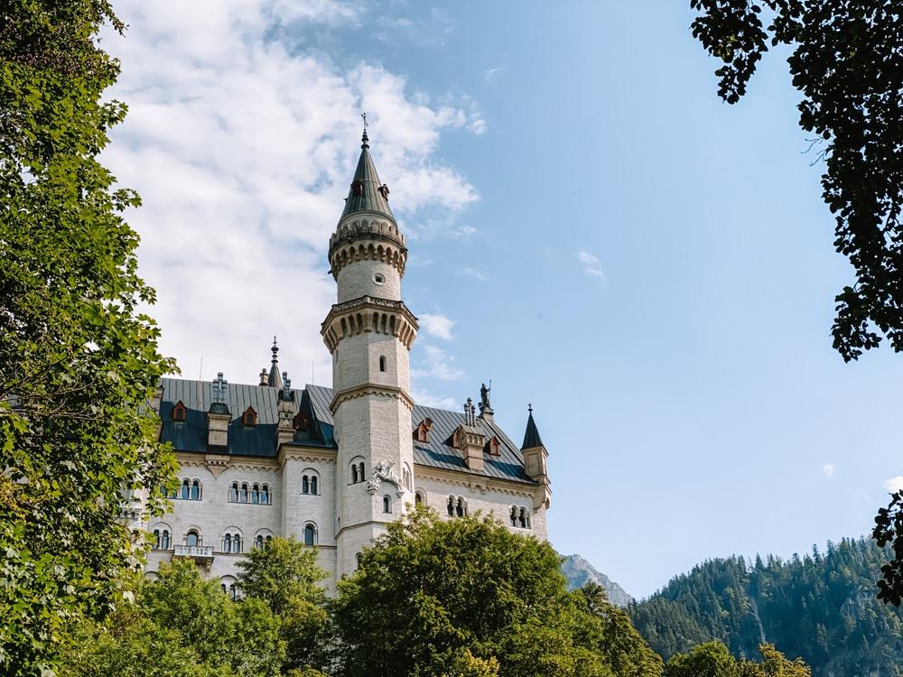 Schloss Neuschwanstein Tipps Fur Das Beliebte Marchenschloss