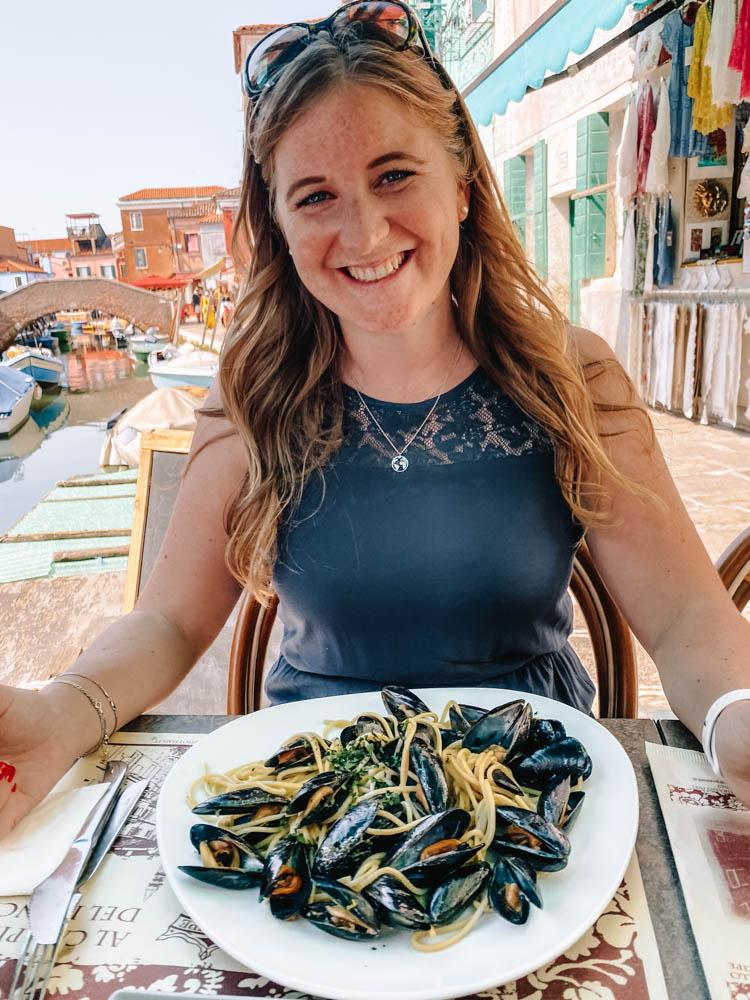 Burano Restaurant Tipp